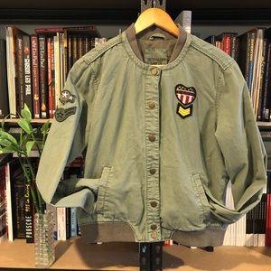 Bethany Mota Bomber Jacket